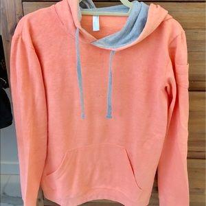 Other - Orange creamsicle color hoodie